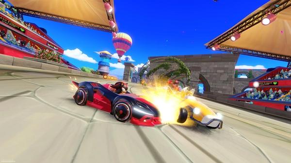 تماشا کنید: ویدئویی 8 دقیقهای از گیمپلی بازی Team Sonic Racing منتشر شد