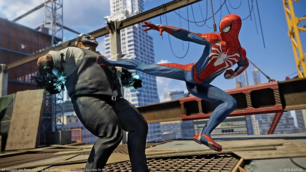 سازندگان Marvel's Spider-Man ایستراگی را افشا کردند که هیچ کس تاکنون متوجه آن نشده بود