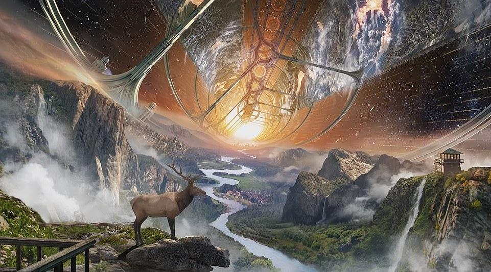 زندگی در فضا با جف بیزوس