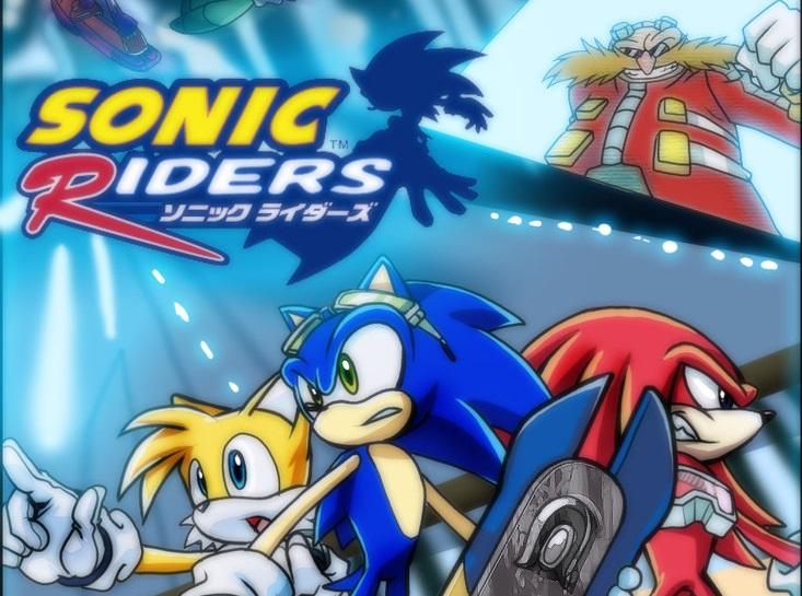 دانلود موسیقی متن بازی Sonic Free Riders