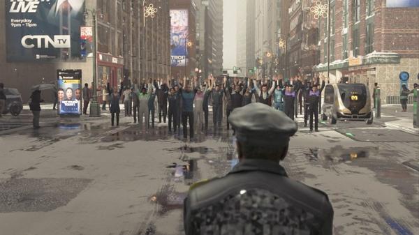 دیوید کیج مدت زمان 2 سال را صرف مطالعهی انقلاب و نبرد اندرویدها در بازی Detroit: Become Human کرد