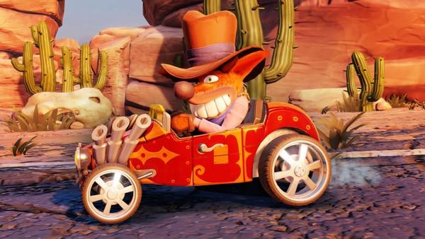 تماشا کنید: معرفی قابلیت جدید شخصیسازی شخصیتها و ماشینهای کارتی در Crash Team Racing Nitro-Fueled