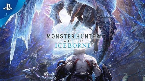 تماشا کنید: از بستهی الحاقی بازی Monster Hunter: World با عنوان Iceborne رونمایی شذ