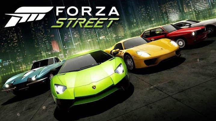 شایعه: بازی Forza Street برروی Switch عرضه خواهد شد
