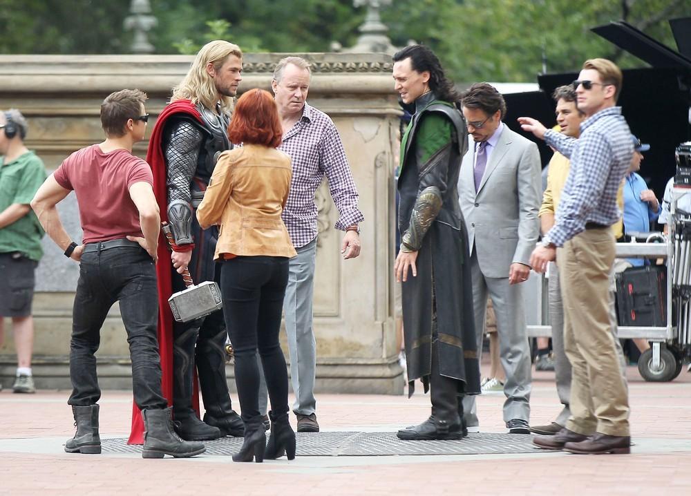 «انتقام جویان: آخر بازی» (Avengers: Endgame