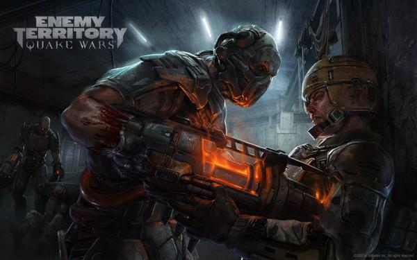 اعضای ارشد استودیو سازنده Wolfenstein از علاقه خود به ساخت عنوان جدیدی از سری Enemy Territory یا Quake میگویند