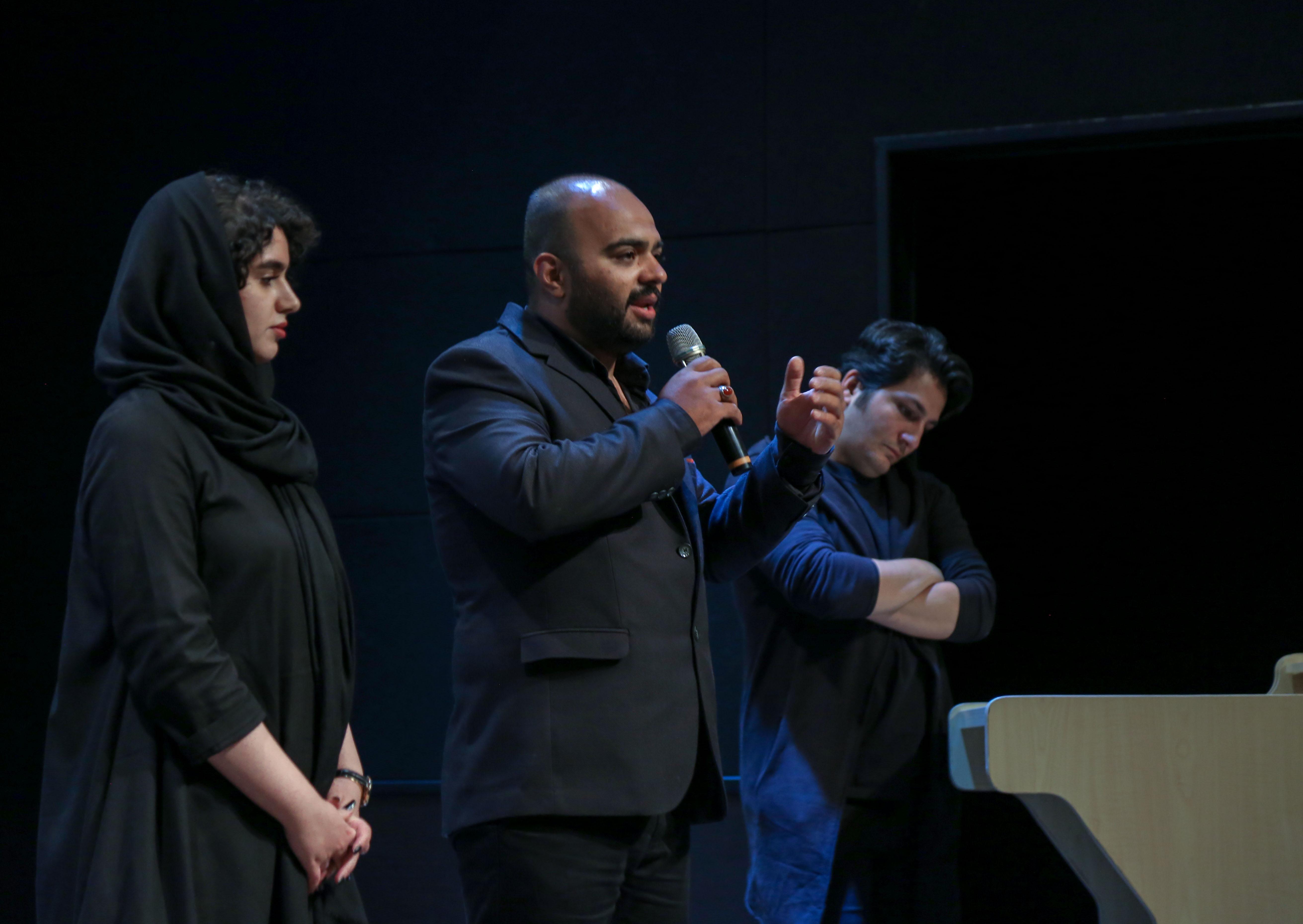 اکران خصوصی فیلم سینمایی «سکوت خبری»