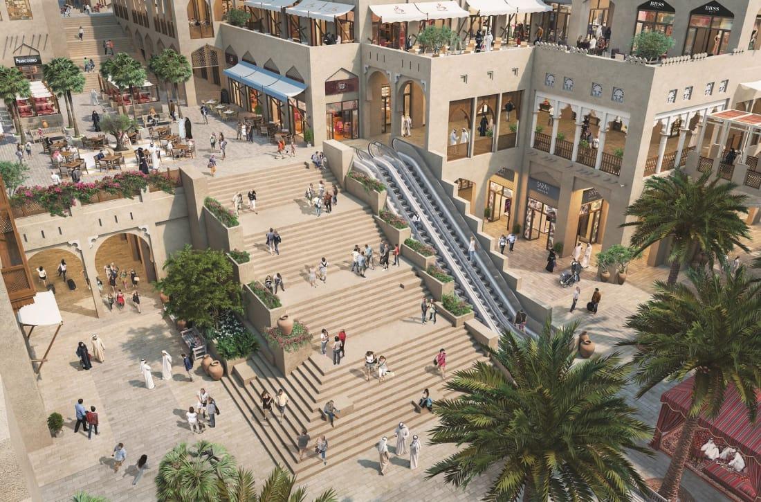 مرکز خرید جدید دُبی