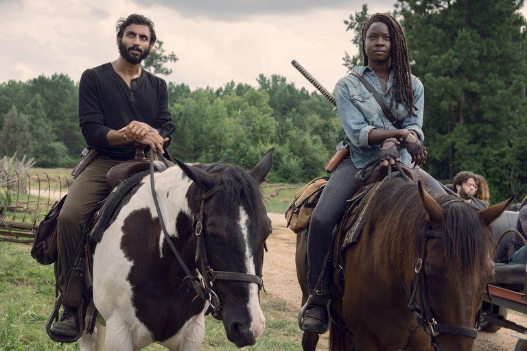 سریال «مردگان متحرک» (The Walking Dead)