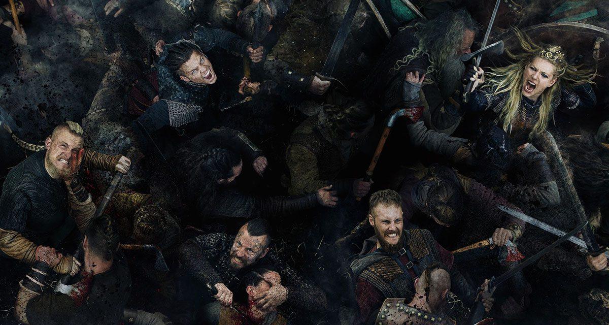 پخش سریال «وایکینگ ها» (Vikings) از سال 2013 آغاز شد و علاوه بر اینکه به یکی از موفق ترین سریال های تاریخ شبکه History تبدیل شد.