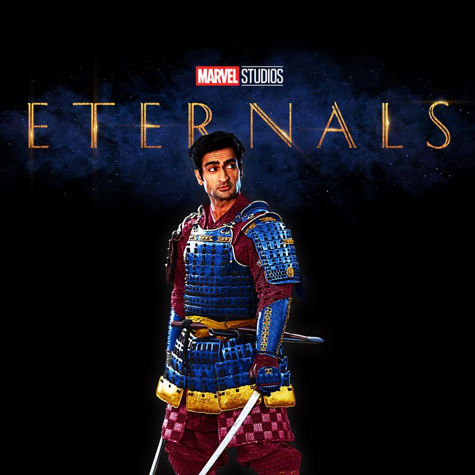 کمیل نانجیانی اخیراً تصاویری از خودش را بعد از آب کردن چربی ها و عضلانی کردن بدنش برای ایفای نقش در فیلم جدید استودیو مارول با عنوان «جاودانگان» (The Eternals) در حساب اینستاگرامی اش منتشر کرده است