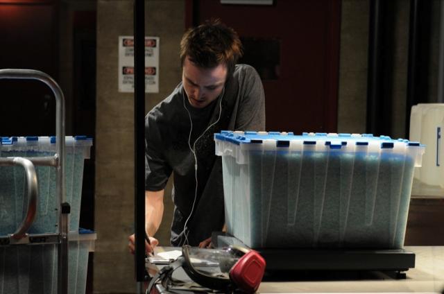 برایان کرانستون و آرون پال در سریال جذاب و دوست داشتنی «بریکینگ بد» (Breaking Bad) نقش شخصیت هایی را بازی می کنند که در تولید متامفتامین مهارت دارند.