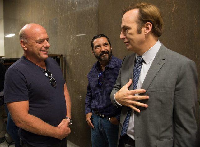 پایان سریال «بهتره با سال تماس بگیری» (Better Call Saul) که اسپین آفی جذاب از شاهکار «بریکینگ بد» ( Breaking Bad) است نزدیک خواهد بود.