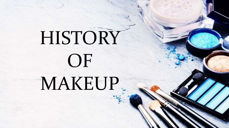 تاریخچه لوازم آرایشی و بهداشتی